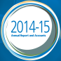 2014-15 Annual Report and Accounts logo